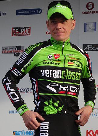 Harelbeke - Driedaagse van West-Vlaanderen, etappe 1, 7 maart 2015, aankomst (B36).JPG