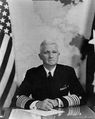 Harold Rainsford Stark - Admiral Stark, USN