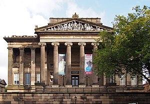 Harris Museum - Image: Harris Museum and Art Gallery