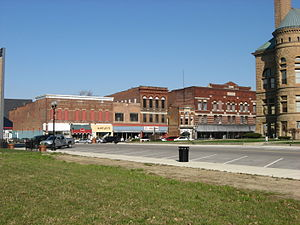 National Register of Historic Places listings in Blackford County, Indiana