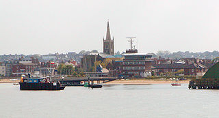 town in Essex, England