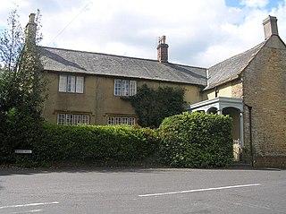 Haselbury Plucknett Human settlement in England