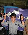 Hassan Rouhani Supporters in 2013 Election 12 June 2013 - Nishapur (12).JPG