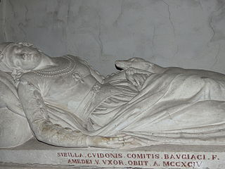Sybille of Bâgé Countess Consort of Savoy