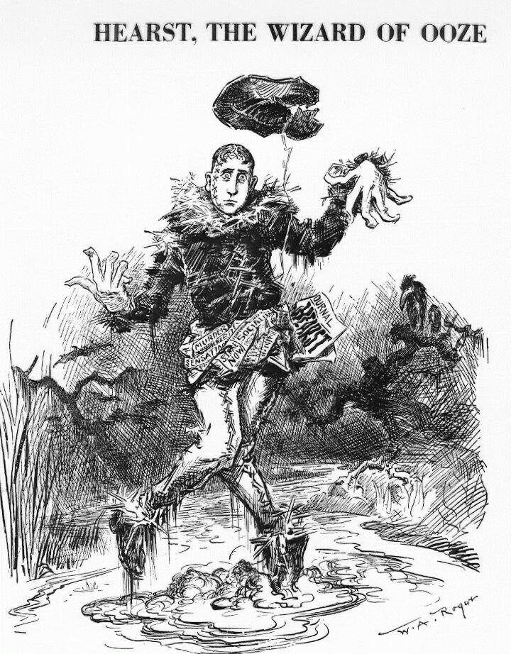 Hearst 1906 Wizard of Ooze