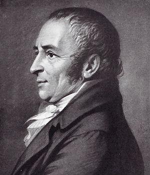 Philipp Jakob Becker - Johann Peter Hebel