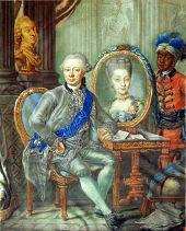 Heinrich Carl von Schimmelmann, Seyler's business associate who became a Danish statesman (Source: Wikimedia)