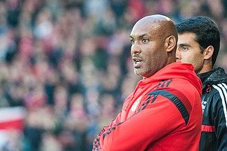 Hélder (footballer) - Hélder as a coach of Benfica B in 2015