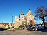 Fil:Heliga Trefaldighets kyrka, Kristianstad 20160411 02.jpg