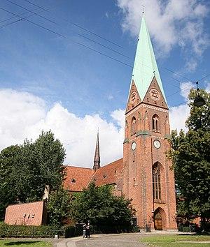 Kapelvej - No. 28: Church of the Holy Cross