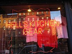 Hell Kitchen Clinton Ny
