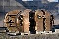 Helmut Lander Bronzeplastik Brunnen 1989, Darmstadt 3.jpg