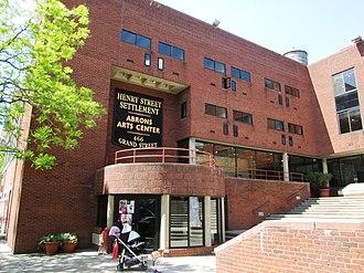 Henry Street Settlement - Abrons Arts Center