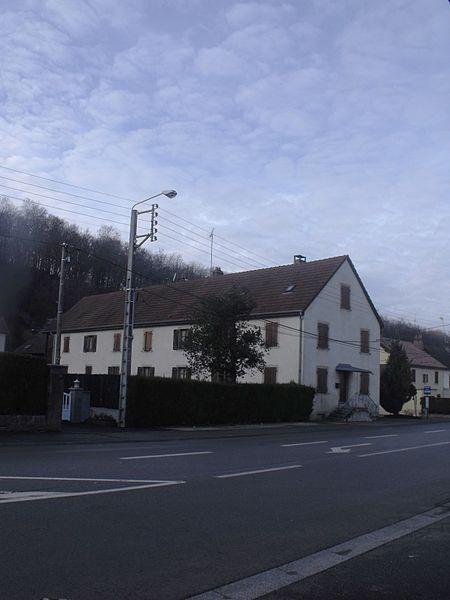 Bâtiment d'habitation ouvrière dit La Bastille, Hérimoncourt, Doubs, France