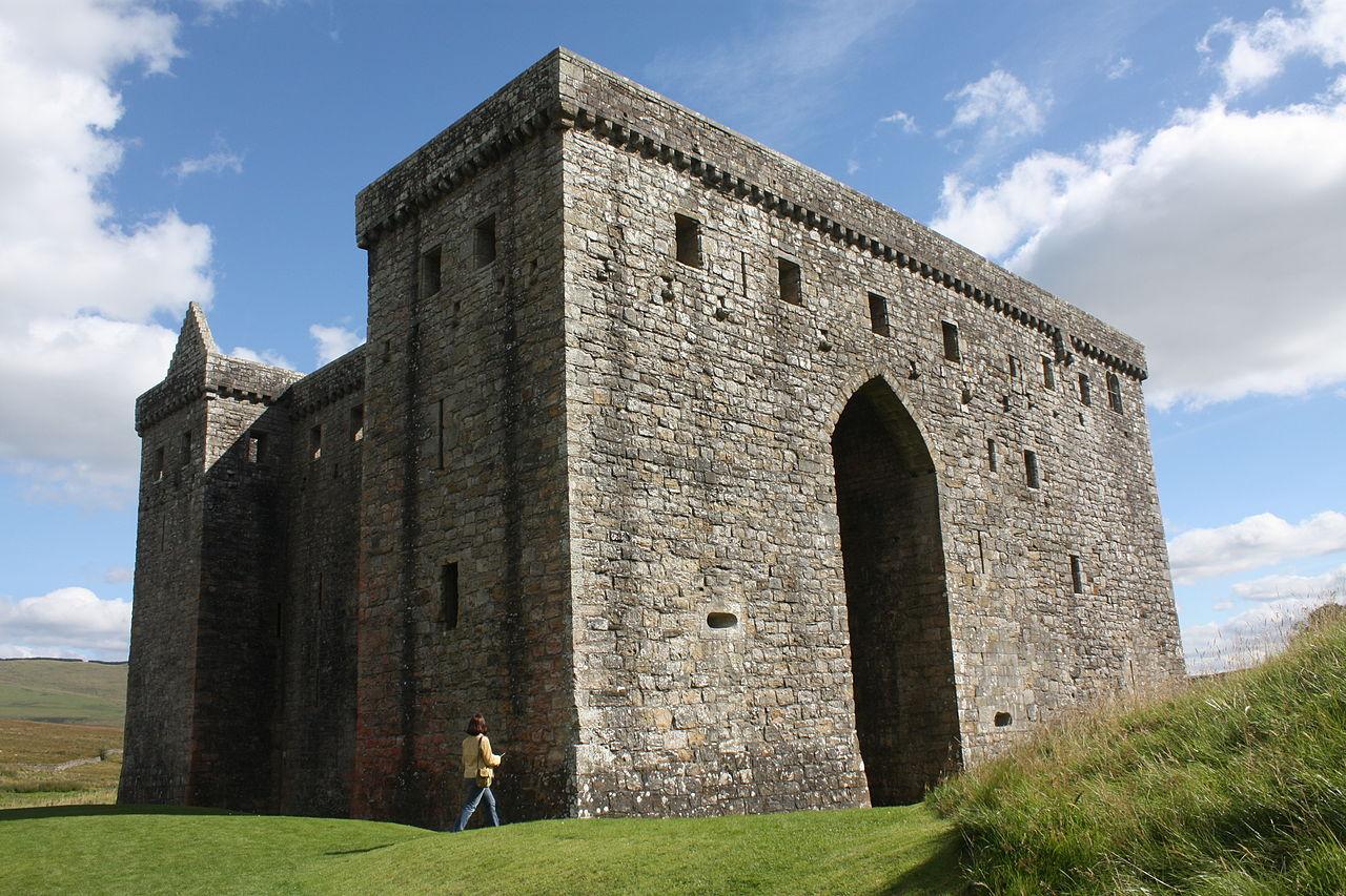 Still of Hermitage Castle