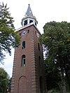 hervormde kerk, vrijstaande klokkentoren finsterwolde - 5