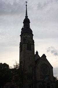 Katholische Kirche Altenburg