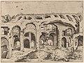Hieronymus Cock, Fourth View of the Colosseum, probably 1550, NGA 91333.jpg
