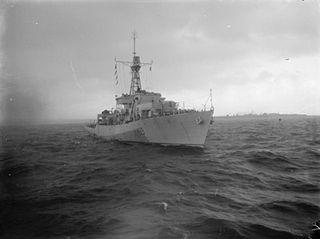HMS <i>Woolvesey Castle</i> (K461) Solution