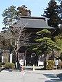 Hojiin sanmon, Ichinoseki.jpg