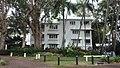 Holiday accommodation along the Esplanade, Palm Cove, 2018 01.jpg