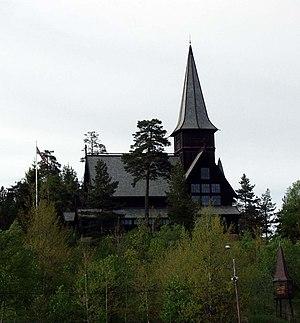 Holmenkollen - Holmenkollen Chapel