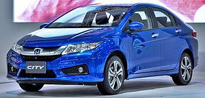 Honda City (sixth generation) front.JPG