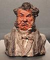 Honoré daumier, le celebrità dell'Aurea mediocritas, terracotta, 1832-35, laurent cunin detto cunin-gridaine.JPG
