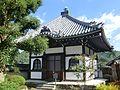 Honzenji (Iigai) scripture house.jpg