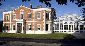 Hoole Hall - Hoole Hall, Chester