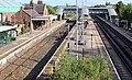 Hooton station from Hooton Road bridge.jpg