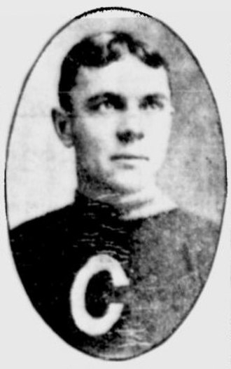 Horace Gaul - Image: Horace Gaul, Captial Lacrosse Club