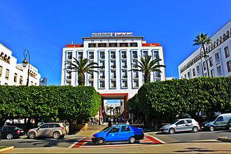 Rabat - Hotel Balima