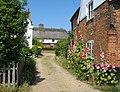 Houses in Aylsham - geograph.org.uk - 1407083.jpg
