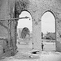Houten waterrad aan de Orontes in Hama, Bestanddeelnr 255-6009.jpg