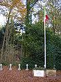 Houthulst - Military Cemetery - Italian Flag 1.jpg