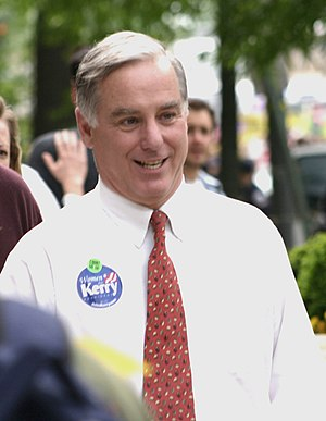 United States presidential election in New Hampshire, 2004 - Image: Howard Dean 2004