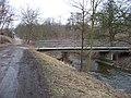 Hrdlořezy, Pod Smetankou, most k ulici U schodů.jpg