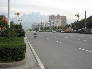 Huayin,  Shaanxi, China