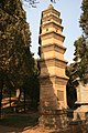 Huanxiu Monk Pagoda, Ming, 1586 AD.jpg