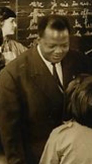 Hubert Maga - President Hubert Maga, 1961
