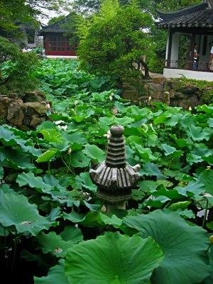 Humble admin garden suzhou small