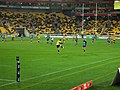 Hurricanes vs Blues 2011 (5698170619).jpg