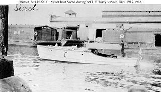 USS <i>Secret</i> (SP-1063)