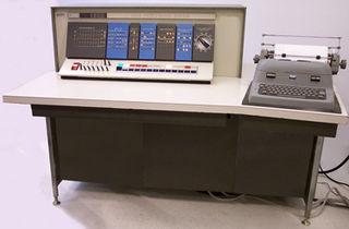 IBM 1620 IBM scientific computer released in 1959