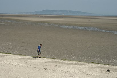 How to get to Sandymount Strand with public transit - About the place