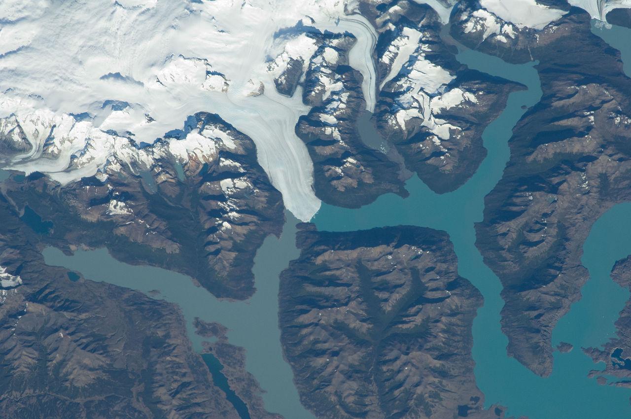 File Iss-30 Perito Moreno Glacier Near Lake Argentino  Argentina Jpg