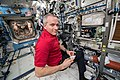 ISS-57 David Saint-Jacques works inside the Destiny lab.jpg
