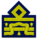 generale Onorario di Brigata Aerea - nastrino per uniforme ordinaria