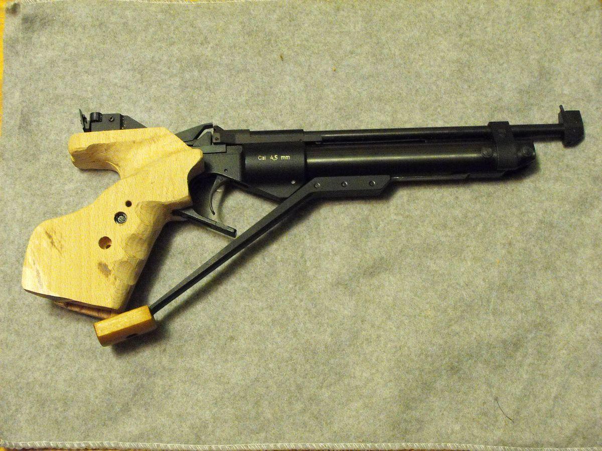 Air rifles IZH-61, IZH-60, IZH-38 83